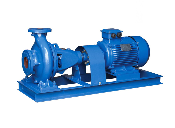 End suction pump IS series