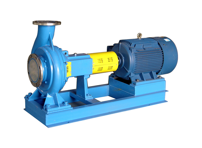 End suction pump IH series (S.S304&316)
