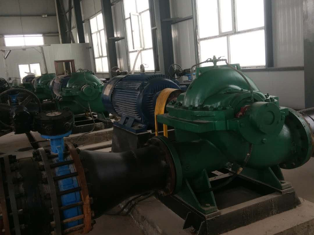 Split case pump for Qinghai CITIC Guoan Lithium Industry Co., Ltd.